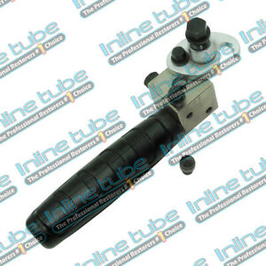 Inline Tube Hand Held 3 16 Or 4 75mm Double Or Metric Flare Tool