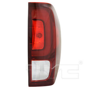 Tail Light Assembly Rh Pass Fits 17 17 Honda Ridgeline 11 6937 00 1 Tyc