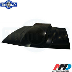 82 92 Camaro 4 Steel Cowl Induction Hood New Tooling By Amd