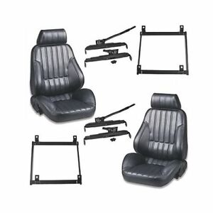Summit Racing Seat And Seat Bracket Pro Pack 27 0003
