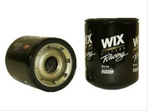 Wix Filters Oil Filter Racing Canister 1 1 2 In 12 Thread 6 21 In Height Each