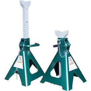 Safeguard 6 Ton Quick Start Jack Stands Pair Model 63061