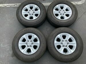 2014 2019 Toyota 4runner Factory 17 Wheels Tires Oem 75153 Fj Tacoma Tundra