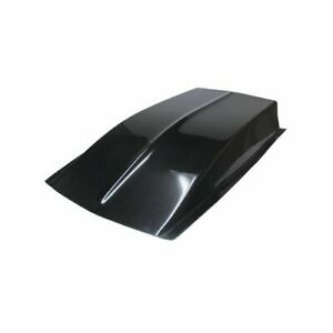 Summit Hood Scoop Z28 Bond On Fiberglass 49 Len 28 Width 6 Height Universal