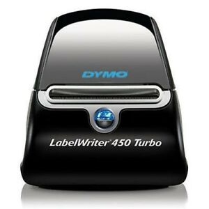 Dymo Labelwriter 450 Turbo Label Printer Bundle 1759727