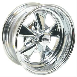 Cragar 08 61 S S Super Sport Chrome Wheel 14 X6 5x4 75 Bc