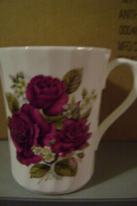 Allyn Nelson Collection Vintage Bone China Tea Cup Coffee Mug