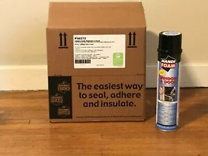 Handi foam Gun Foam Sealant Low Expansion Window Door Foam Great Stuff