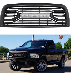 Fits For 2013 2018 Dodge Ram 2500 3500 Front Upper Bumper Grille
