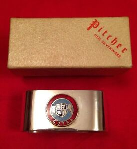 Vintage Silver Plated Souvenir Napkin Ring Guyra New South Wales Australia