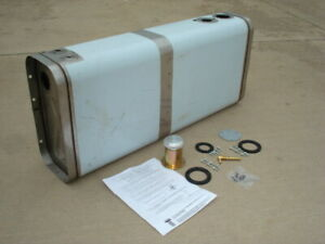 1932 34 36 37 40 48 Chevy Ford Mopar behind Seat Stainless Gas Tank u9 ss