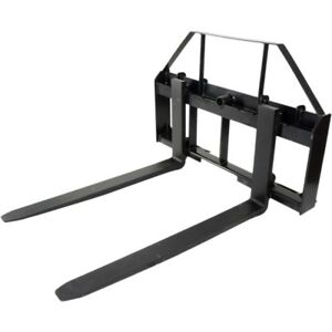 36 Pallet Fork Attachment Tractor Forks Fits Kubota Holland Skid Steer quick