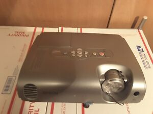 Epson 3 Lcd Projector Model Emp 62 Projector Working Lamp