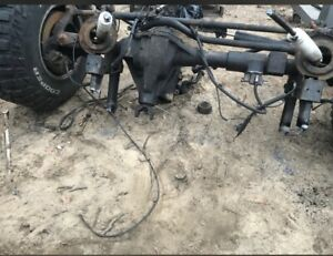 94 99 Dodge Ram 2500 3500 Dana 60 60f Front Axle Assembly Free Shipping 354s