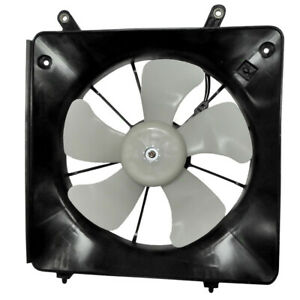 New Denso Typo Radiator Cooling Fan Motor Assembly For 98 02 Honda Accord 4 Cyl