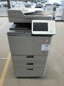 Canon Imagerunner Advance C250if Color Copier Meter 67k Ct
