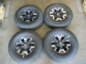 2019 Toyota Tacoma 4x4 6 Lug Factory 16 Wheels Tires Rims Oem 75189