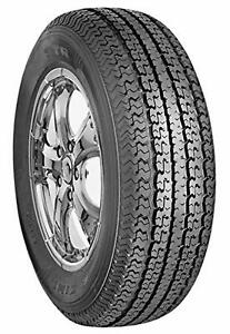 Trailer King St Radial Trailer Tire 205 75r15 101l tire Only