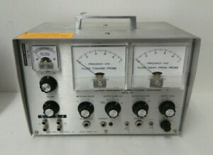 Parks Electronics Dual frequency Directional Doppler Model 909