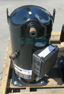 Copeland Scroll Compressor Zr380kce ted 251 30 Hp 3 Ph 380000 Btu 460 V 30 Ton
