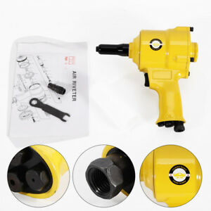 New 1 Pc Pneumatic Pistol Type Pop Rivet Gun Air Riveter Usa