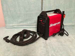 Lightly Used Snap on 20i Plasma Cutter 20 Amps