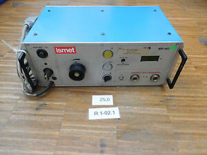 Ismet Wip 062 Transformer Prim 230 V 850 W Sec 0 6kv 100ma Adjustable