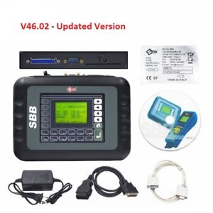 Sbb V46 02 Universal Key Programmer Immobilizer For Multi Brands Auto Car Tool