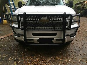2012 2016 Shevy 2500 Ranch Hand Grill Guard Brush Guard