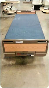Hill Rom Centra The Century Series All Electric Hospital Bed With Mattress