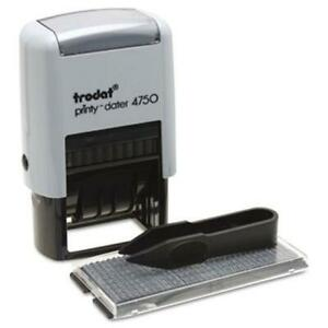 Us Stamp 5916 Self inking Do It Yourself Message Dater 3 4 X 1 7 8