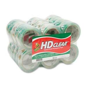 Duck Brand Duc393730 Packing Tape 1 88x54 7yds 24 pk Clear