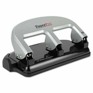 Accentra 2240 Inpress Three hole Punch 40 sheet Capacity Black