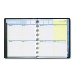At a glance 760105 Quicknotes Weekly monthly Appointment Book 8 X 9 7 8 Simul