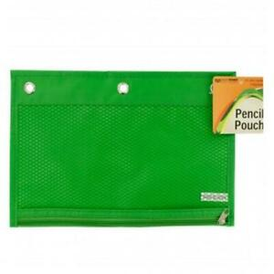 Bulk Buys Or415 96 Zippered Pencil Pouch For 3 ring Binders 96 Piece