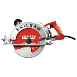 Skil Spt70wm 22 10 25 In Magnesium Worm Drive Circular Saw
