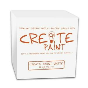Create Paint Cpw1p Dry Erase Whiteboard White Paint 1 Pint