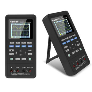Pro Hantek2d72 Handheld Oscilloscope waveform Generator digital Multimeter Test