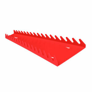 Ernst 5160 16 tool Reverse Wrench Tray Organizer Red