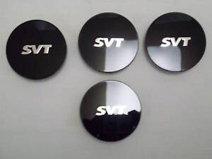 2011 2012 2013 2014 Ford Mustang Shelby Gt500 Gt 500 Svt Center Caps 4 Piece Set