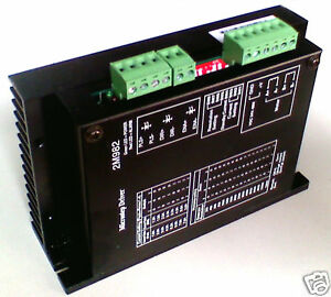 Cnc Machine 8a 2 Phase Micro Step Bi polar Step Motor Drive Stepper Driver