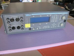 Audio Precision Ats 1 Audio Analyzer Works great Condition
