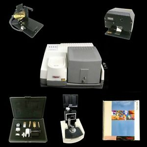 Thermo Nicolet Raman Smart Durascope View Stage For 6700 Ft ir Spectrometer
