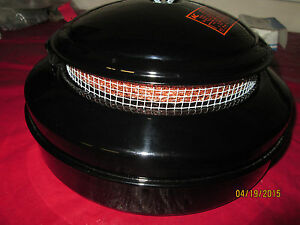 Vintage 1950 S Chevy Passenger Car Carburator Air Cleaner Filter