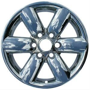 Wheel Covers Bully Imposter Wheel Skins Abs Plastic Chrome 18 In For Set Of 4