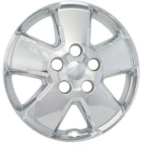 Wheel Covers Bully Imposter Wheel Skins Abs Plastic Chrome 16 In Ford Set Of 4