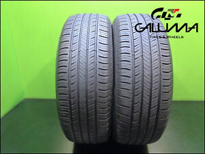 2 Two Tires Excellent Hankook Tires 235 60 18 Kinergy Gt 103h Honda Toyota 48714