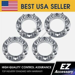 4 Wheel Adapters 6 Lug 135 To 6 Lug 5 Spacers 6x135 To 6x5 Thickness 1 5