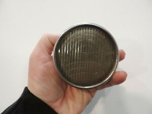 Vintage 1920 S 1930 S Cowl Light Housing And Lens