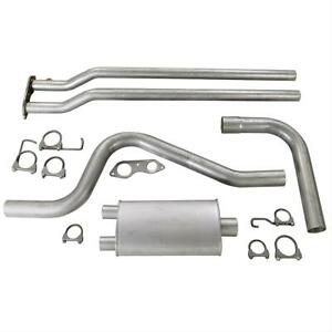 Summit Exhaust Cat Back 2 25 3 00 Psgr Side Exit Steel Chevy C K 1500 2500